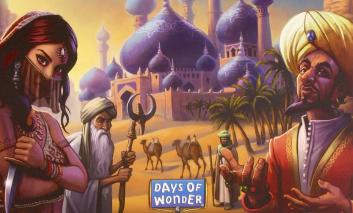 Five Tribes : La merveille de Days of Wonder