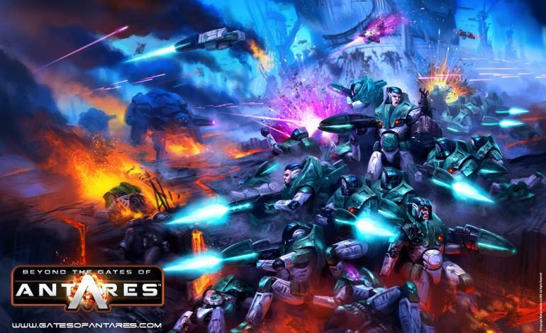 Beyond the Gates of Antares : Il y a une vie après Kickstarter