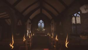 Le jeu se pare d'une vraie dimension spirituelle.