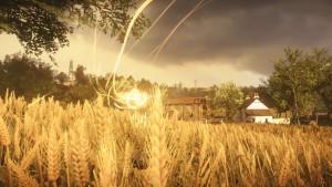 Ces étranges guides lumineux sont bien pratiques pour le joueur.