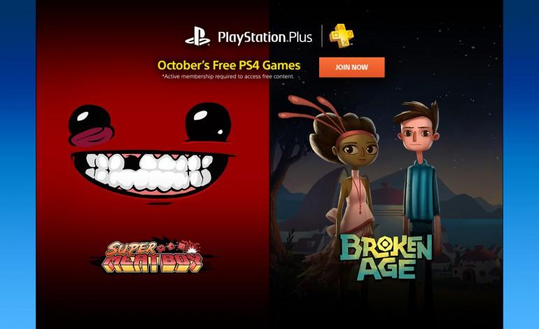Les jeux PlayStation Plus du mois d'octobre