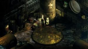Des labos high tech aux sous-sols, les environnements de Stasis sont plus varéis qu'on pourrait le penser. Et parfaitement cohérents.
