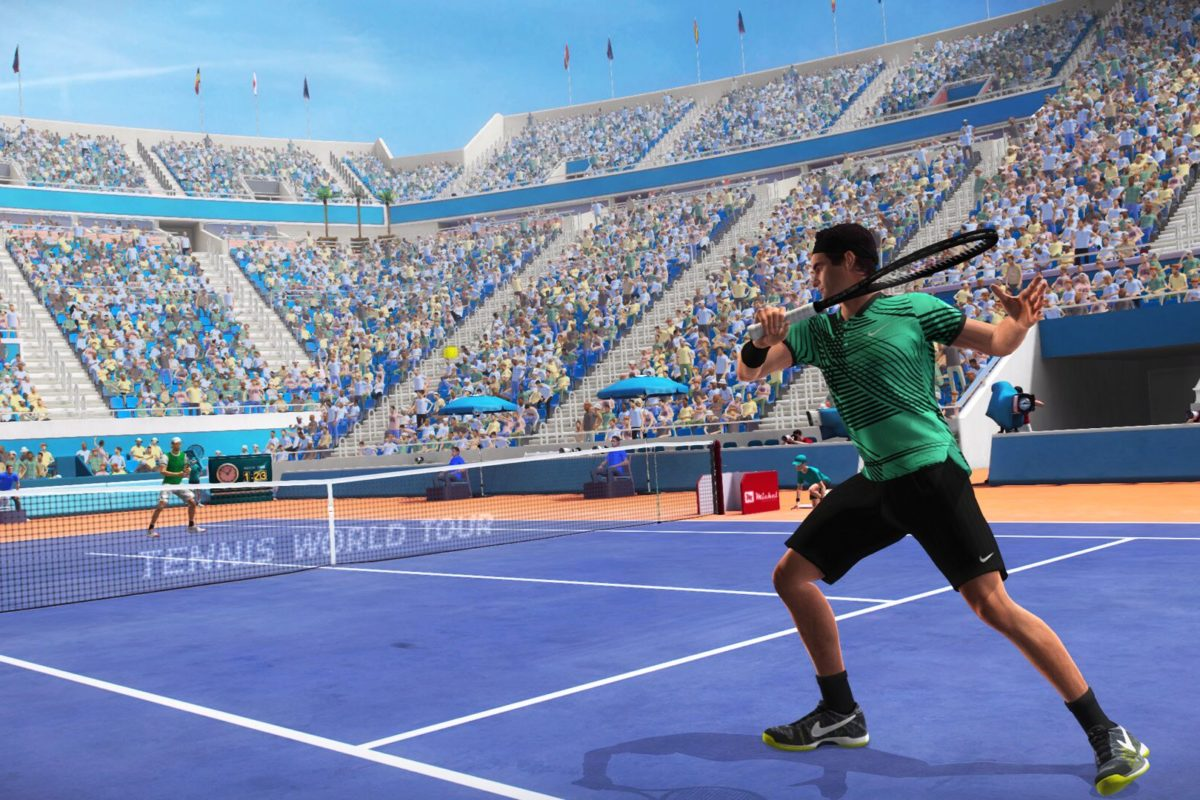 Tennis World Tour : Jeu, set et patch