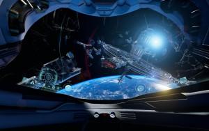 Le système de propulsion puisant dans votre réserve d'oxygène oblige à ne pas se déplacer à la va-vite.