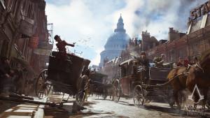 Une promenade en calèche n'est jamais calme dans Assassin's Creed Syndicate.
