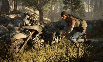 Days Gone : moto, bobo, dodo