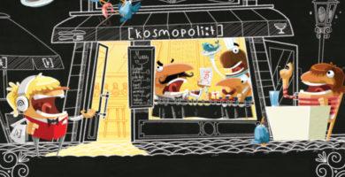 [kosmopoli:t] : Le restaurant polyglotte