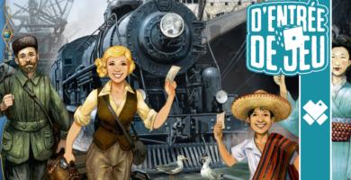 Apprenez à voguer avec Les Aventuriers du Rail : Autour du Monde