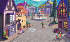 Les Petites Bourgades : Villages en chantier (partie solo)