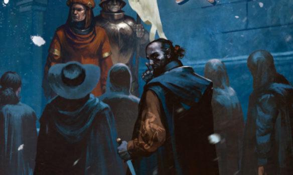 Oriflamme : Le jeu des trônes