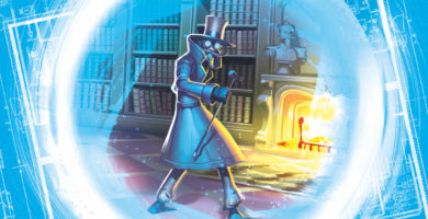 Professeur Evil : Partie complète avec les Architectes de la Magie