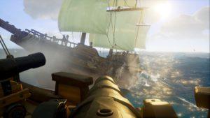 Visez la coque pour faire sombrer le navire.