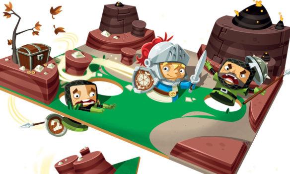 Slide Quest : « J'ai glissé, chef ! »