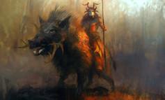 Wild : Manimal shamanique