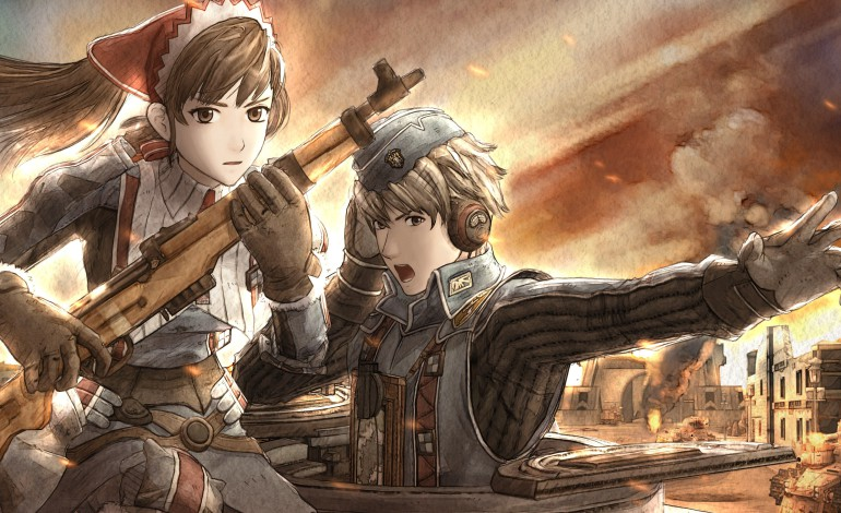 Valkyria Chronicles de retour sur PS4