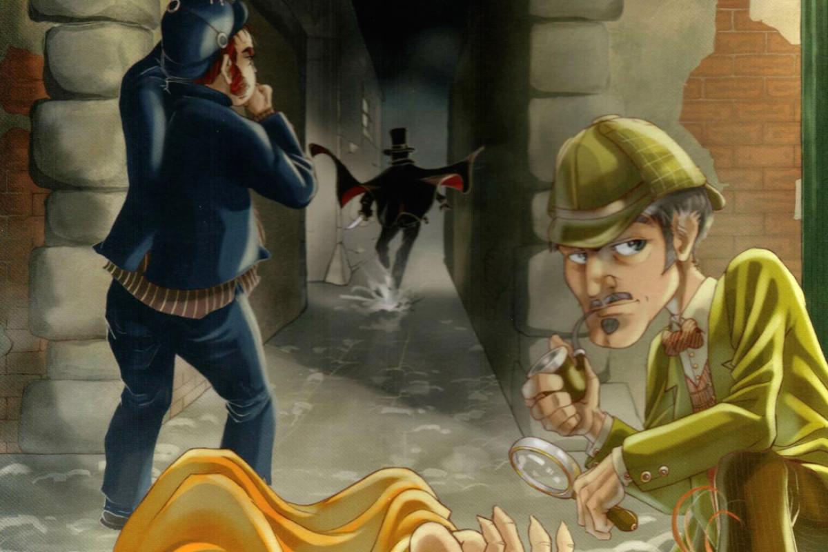 Mr. Jack : Entre ombre et lumière