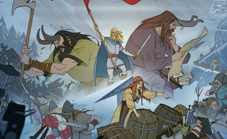 Le jeu de société The Banner Saga Warbands débute son Kickstarter