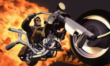 Full Throttle lui aussi remasterisé sur PC et consoles PlayStation