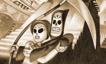 Grim Fandango Remastered dans les jeux PlayStation Plus du mois de janvier