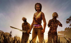 Un extrait de The Walking Dead : Michonne