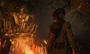 Rise of the Tomb Raider : Baba Yaga, le DLC hallucinogène