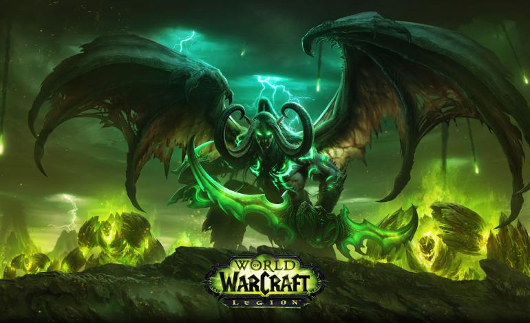 World of Warcraft Legion : L'alpha reprend
