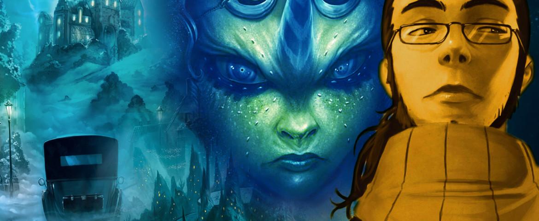 Interview de l'illustrateur Xavier Collette (Mysterium, Abyss…)