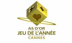 Les jeux retenus pour les As d'Or – Jeux de l'année