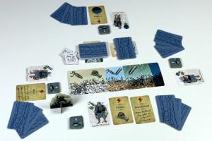La mission se solde par un échec si le No Man's Land affiche trois menaces identiques.