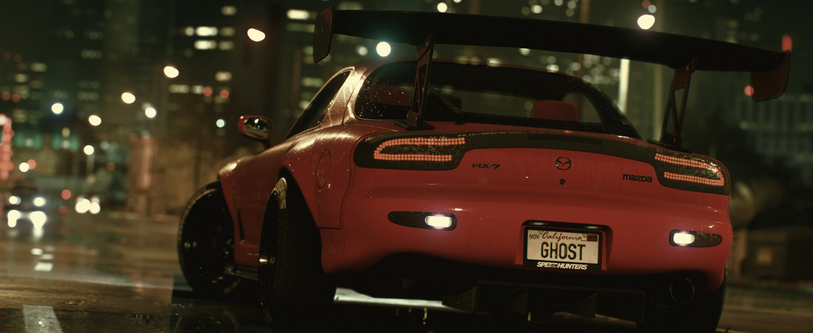 Need for Speed : This town is coming like a ghost town