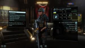 XCOM 2 personnage