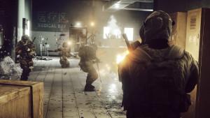 Battlefield 4, à la pointe de la technologie.