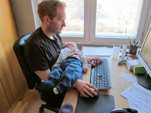 Thomas Grip est un programmeur très occupé !