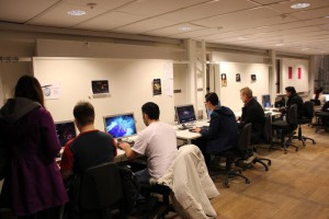 Le FuturGames de Stockholm, un des nombreux viviers de talents suédois.