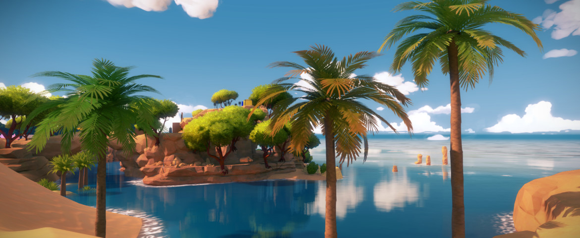 The Witness : Le nouveau témoin du puzzle-game