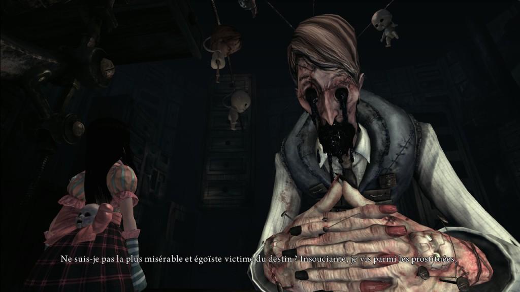 Non content de ne pas être très avenant, le psychologue d'Alice serait-il en prime complètement incompétent ?