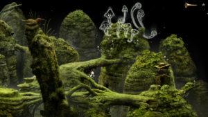 Le monde des esprits permet aussi de faire pousser des champignons.