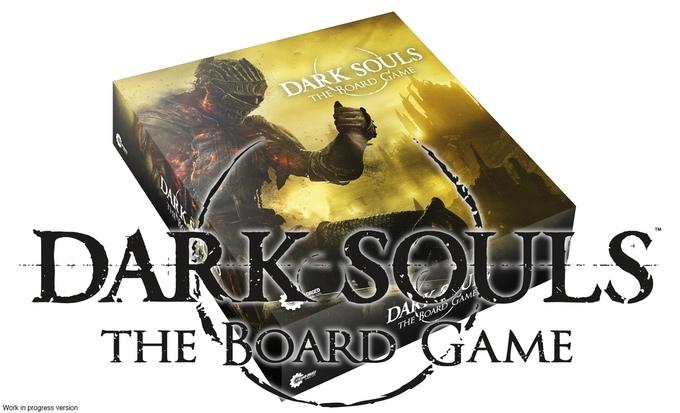 Dark Souls : le jeu de plateau dévoilé