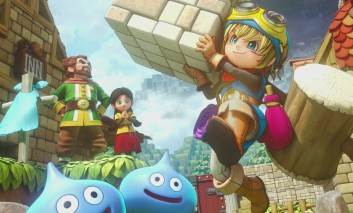 Dragon Quest Builders : Le J-RPG qui voulait réécrire Minecraft