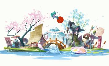 Tokaido : L'éloge du zen