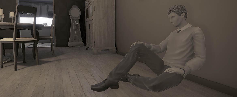 Fragments of Him : Banale tristesse