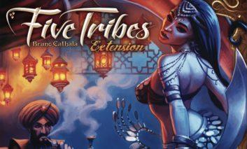 Five Tribes : Les Voleurs de Naqala, la petite extension pour patienter