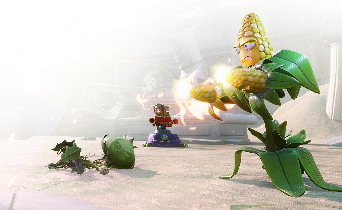 Plants vs Zombies : Garden Warfare 2 – Le potager porte ses fruits