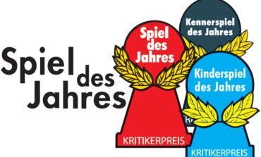 Spiel des Jahres 2016 : Les lauréats
