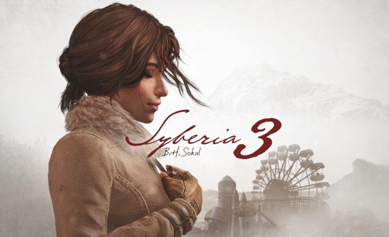 Syberia 3 : Un retour glacé qui fait chaud au cœur