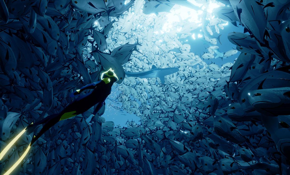 Abzû : Journey prend l'eau