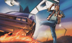 Back to the Future conjugue ses cartes à l'imparfait