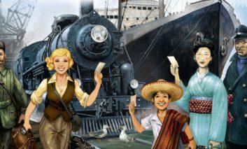 Les Aventuriers du Rail partent Autour du Monde