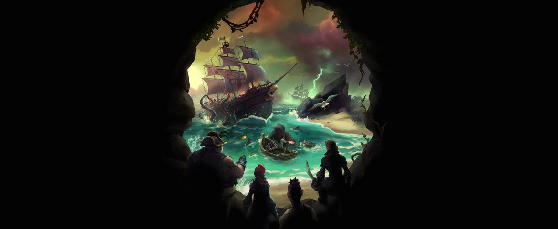 Sea of Thieves : Les joueurs sont tous des pirates !