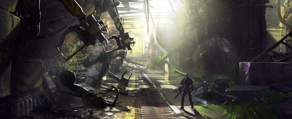 The Surge : Le nouvel A-RPG de Deck13 (Lords of the Fallen)